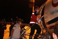 Ambulans Uçak Kübra Bebek İçin Ağrı'dan Ankara'ya Havalandı