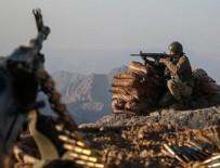 İSTİHBARAT BİRİMLERİ - 4'ü gri listedeki 10 terörist aynı yerde öldürüldü
