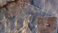 GIZEMLI - Mars'ta çekilen kan donduran görüntüler dünyayı şaşkına çevirdi! NASA ilk kez yayınladı...