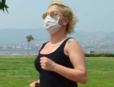 Maskeyle spor yapmak 'ölümcül' olabilir!
