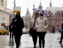 KÜLTÜR BAKANı - Rusya'da kan donduran tablo! Son 24 saatte...!!!