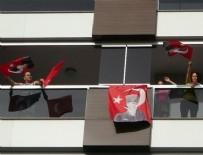 İSTIKLAL MARŞı - Tüm Türkiye saat 19.19'da balkonlardan İstiklal Marşı'nı seslendirecek