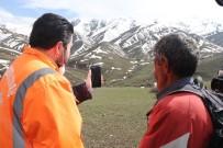 Başkan Sayan, Oğlu PKK'lılar Tarafından Kaçırılan Babayı Bakan Soylu İle Görüştürdü