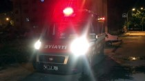 Adana'da Park Halindeki Hafif Ticari Araç Kundaklandı