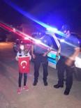 Bigadiç Ve Erdek'te Polis Ve Jandarma'dan '19 Mayıs' Konvoyu