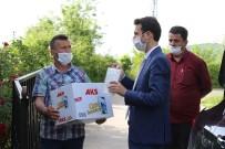 Cide Kaymakamlığı, 40 Köye Maske Ve Dezenfekten Dağıtımını Tamamladı