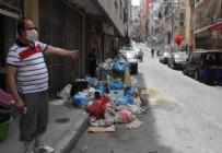 BİHABER - İzmir'de tiksindiren görüntüler! Vatandaş belediyeye isyan etti