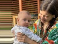 ALİ ATAY - Hazal Kaya oğlu Fikret Ali ile yeni pozunu paylaştı!