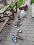 Küçükkuyu Belediyesinde Hırsızlık Şoku