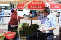 Mazıdağı'nda Korona Virüs Tedbirlerine Uymayanlara Ceza
