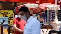Nusaybin'de Maske Takma Zorunluluğuna Uyuluyor