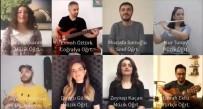 Öğretmenlerden 'Evde Kal' Şarkısı
