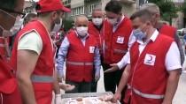 Türk Kızılay Genel Sekreteri Can Açıklaması 'Alan El İle Veren El Arasında Türk Kızılay Olarak Hep Köprü Olduk'