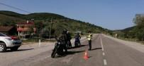 5 Günde Yapılan Denetimlerde 64 Araç Trafikten Men Edildi