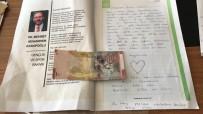 KUVEYT - Karantinadan ayrılırken 100 dolarla birlikte not bıraktı