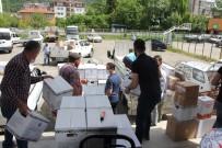 Kısıtlama Öncesinde İhtiyaç Sahibi Bin 200 Aileye Yardım Kolisi Dağıtıldı