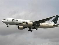 YOLCU UÇAĞI - Pakistan'da yolcu uçağı düştü!