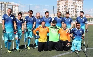 Anadolu Erciyes Ampute Takımı Süper Lig'de