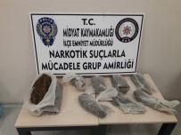 Midyat'ta Uyuşturucu Operasyonu