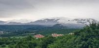 Samsun'da Kar Sürprizi Açıklaması Akdağ Bembeyaz