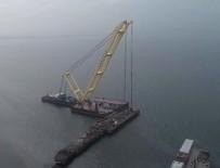 EROZYON - 17 Ağustos 1999 depreminin denizdeki izi yıkıldı!