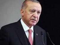 CENNET - Erdoğan, gençlere böyle seslendi!