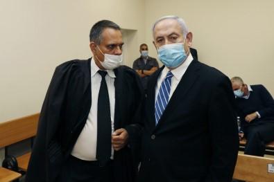 Netanyahu hakim karşısında!