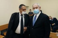 POLİS HELİKOPTERİ - Netanyahu hakim karşısında!