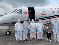 KANUNİ SULTAN SÜLEYMAN - Koronavirüse yakalanan Türk vatandaşı yurda getirildi!
