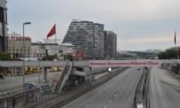VATAN CADDESİ - Bayramın ikinci gününde İstanbul'da dikkat çeken görüntü!