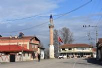 KARAKAYA - İlçenin sembolü oldu! Camisiz minare!