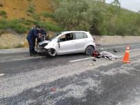 Kayseri-Kahramanmaraş Yolunda Trafik Kazası Açıklaması 1 Ölü