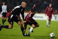 ANDRE SANTOS - Carlos Antorio Zago: 'Oynadığım en iyi futbolcu Sergen Yalçın'dı'