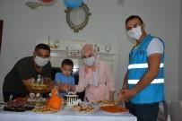 Kızıltepe 'Vefa' Ekibinden 2 Yaşındaki Muhammed'e Doğum Günü Sürprizi