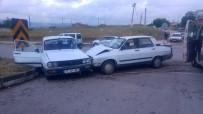 Balıkesir'de Trafik Kazası Açıklaması 1 Ölü, 2 Yaralı