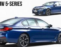 BMW yeni serisini tanıttı!