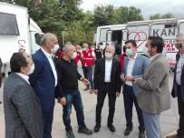 Bursalılardan Kan Bağışına Büyük İlgi