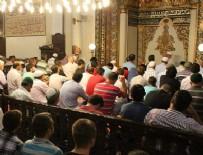 YAVUZ SULTAN SELİM - İlk cuma heyecanı: Abdesti evde alın