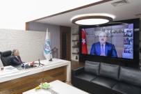 Sanayi Ve Teknoloji Bakanı Mustafa Varank İle 'Kayseri Zirvesi' Yapıldı