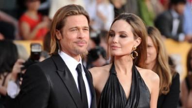 Brad Pitt ve Angelina Jolie yeniden görüşüyor!