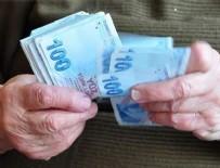 ASGARI ÜCRET - Emekliye 4 bin 500 lira müjdesi