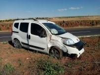 Şanlıurfa'da Trafik Kazası Açıklaması 3 Yaralı