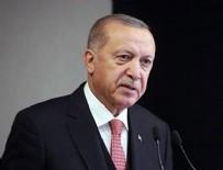 SİLAHLI SALDIRI - Erdoğan'dan şehitler için başsağlığı mesajı!