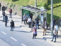 KOZYATAĞI - İstanbullunun ulaşım çilesi bitmek bilmiyor!