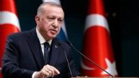 AÇILIŞ TÖRENİ - Cumhurbaşkanı Erdoğan Dr. İsmail Niyazi Kurtulmuş Hastanesi açılışında konuştu!