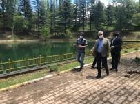 Isparta Valisi Ömer Seymenoğlu'ndan Atabey'e Turizm Turu