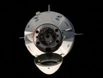 ULUSLARARASı UZAY İSTASYONU - Uzayda tarihi anlar! Böyle kenetlendi!