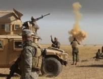 MUSUL - Irak'ta güvenlik güçlerince kuşatılan DEAŞ'lı teröristler kendilerini patlattı