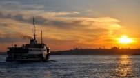 KARACAAHMET - İstanbul'un duygu haritası çıkarıldı! İşte duyguların en yoğun olduğu yerler