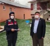 Kıbrıs Gazisinden Milli Dayanışma Kampanyasına 10 Bin Lira Bağış